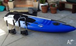 I have a single kayak for sale in very good condition.