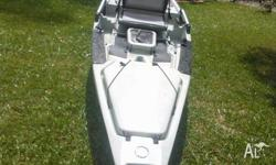 2012 hobie pro angler 14 in very good condition.comes