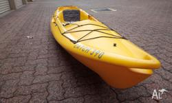 Catch 390 Kayak in very good condition, comes complete