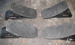 Rhino kayak roof mounts. In great condition and