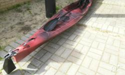 AKA adventure kayaks australia, Crossfire 4.35m long x