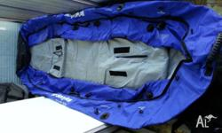 I have a brand new KCC335 SEVYLOR COLORADO Inflatable