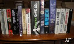 Box of paperbacks - excellent reads Jonathan Kellerman