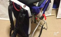 Kelty Pathfinder Baby/Kid Carrier. Like new. Holds up
