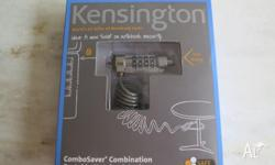 Unused and in original packaging is this Kensington