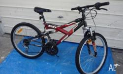 Kent Ripsaw Bike with 60 cm Wheels. Suitable for a