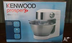 Kenwood Prosper MX260 600W Only used a handful of