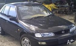Kia Mentor, 1997,, 1.5 engine, 5spd gearbox, air