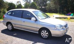 2004 Kia Rio Hatch, Automatic, 42,000kms, Excellent