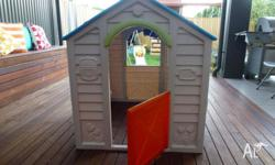 For Sale - Kids Cubby House. In good condition. Some