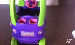 Kids Go Go Car In Excellent Condition.Inspection &