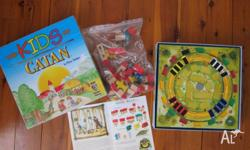 The Kids of Catan board game (a kids version of the