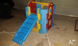 Kids play gym excellent condition no longer used $70