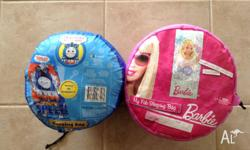 I have for sale 2 kids sleeping bags for $5 each -