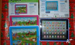 KIDS YPAD FUNNY FARM COMPUTER - $12 EACH AVAILABLE IN