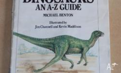 Kingfisher Books Dinosaurs an A-Z Guide by Michael