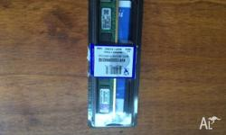 FOR SALE: 1 x 8gb stick of Kingston DDR3 1333MHz
