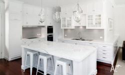 - Custom Kitchens - Cabinetry - Bathrooms & Laundries -