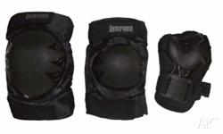 Rampage Inline 3 Pack Protection Kit from Rebel Sport -