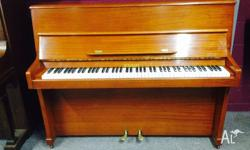 Knight Piano $1,650.00 Small piano with a great sound!