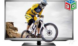 "Offering a Kogan 50"" Full HD 3D LED TV, barely used,"