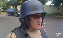 GREAT GERMAN HELMETS BY XRATED. MEETS AUSTRALIAN SAFETY