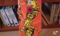 2nd hand Krush Skateboard only been used twice or so