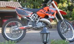 excellent condition never been raced, very quick bike,