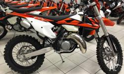 Check out the awesome KTM 150 XCW! One only at