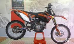 Was $6,490 now just $5490.... KTM 250 SXF ; KTM's