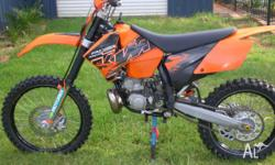 GREAT BIKE IN EXCELLENT CONDITION.PRO-CIRCUIT MUFFLER &