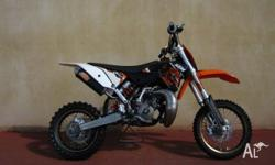 KTM,65SX,2009, MINIBIKE, .1, 1cyl, 6 SPEED MANUAL, 3 to
