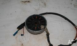 stator in good working condition with matching statorr