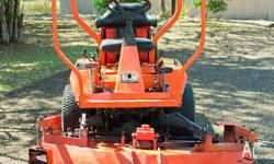 MODEL D950 FM TRACTOR MOWER Good condition will need