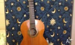 This guitar is in excellent condition for sale,