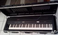Kurzweil K1000, works well and very good sound. Only on