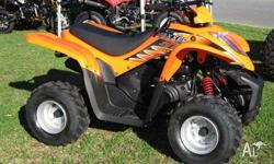 KYMCO,MAXXER 50,2010, ATV, 1cyl, CONTINUOUS VARIABLE