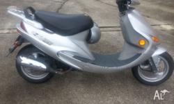 I bought this scooter brand new in 2007. It has been a