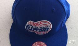 For sale is a brand new Los Angeles Clippers Mitchell &