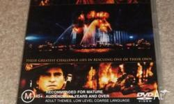 For Sale - Ladder 49 DVD, this movie has only been