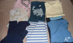 Selling mixed tops - all good condition.