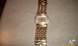 Ladies Guess Watch In Good cond Hardly Worn. $150