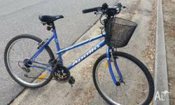 Used Ladies Mountain Bike - $75 ono Brand New Tyres and