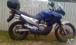 great bike in great condition. Elec start, reliable,