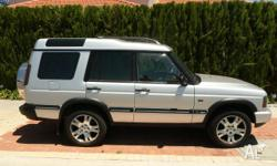 "Landrover Disco 2 - ""CLASSIC"" Special Edition - last of"