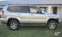 TOP OF THE LINE LANDCRUISER Grande PARDO Automatic with