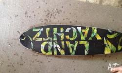 Selling my Landyachtz pocket knife with bear 852s and