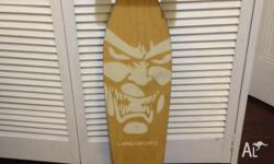 I am looking to get rid of my Landyachtz Longboard I