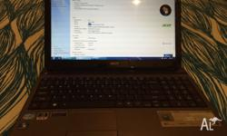 Acer laptop 2 years old cost over $1000 originally