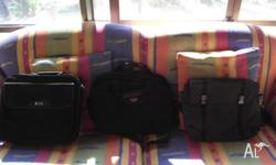 Perfect condition Laptop Bags 3 to choose from Phone